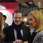 Pedro DEL SANTO, Helena Montesinos y Carmen Lomana