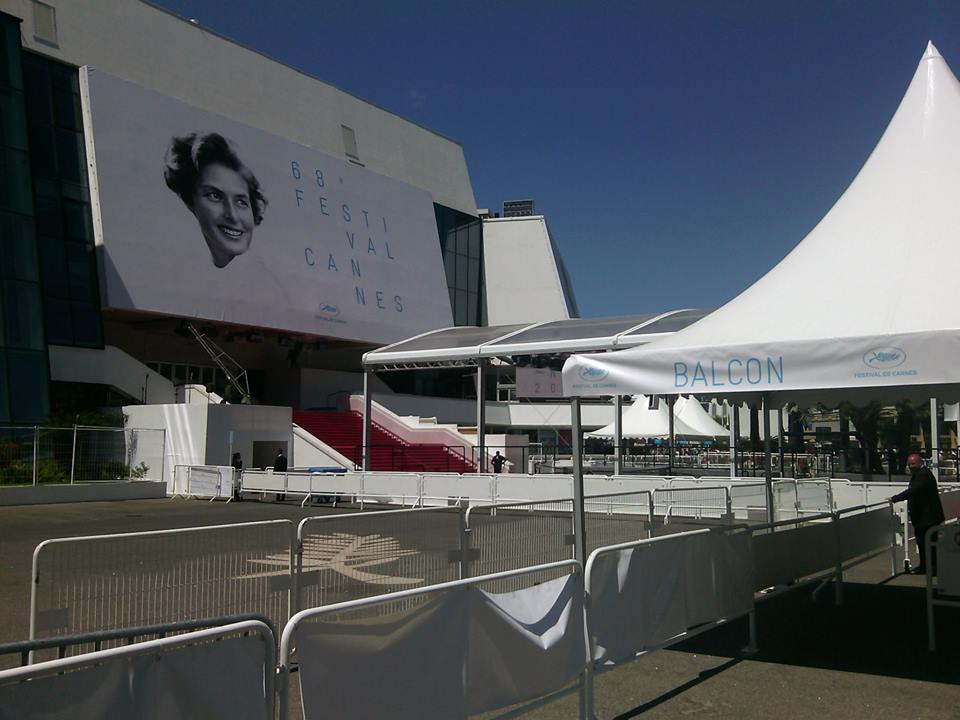 Chicas Paranoicas - Festival de Cannes